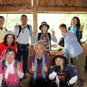 WOC登山部2020.07.18 聖神社・大樽の滝