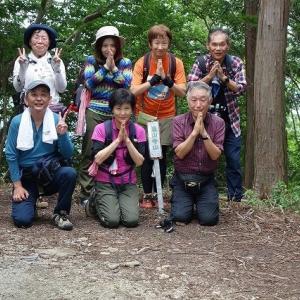 WOC登山部2020.07.22 雨乞いの滝