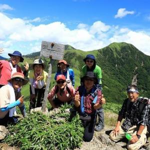 WOC登山部2020.08.12 丸石