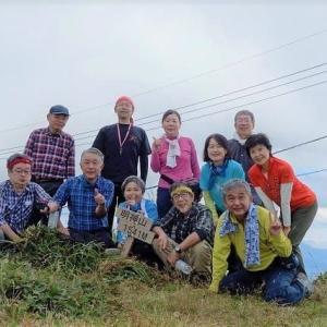 WOC登山部2020.09.23 中津明神山