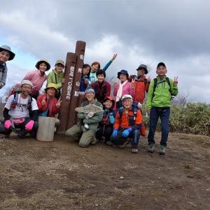WOC登山部2020.11.11 高清水トレール