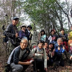 WOC登山部2020.12.09 心経山・王頭山
