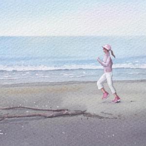 春の海~ジョギング~