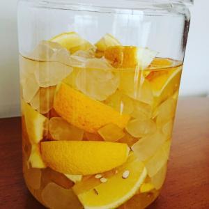 レモン酢の活用法①