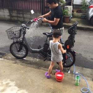 ☆ 洗 車 ☆