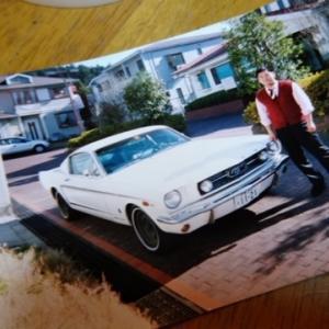 ☆ 1966 Ford Mustang・マスタング ☆