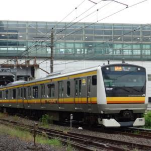 南武線E233系N36編成