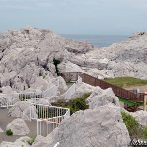 【HUSTLER de Drive】白崎海洋公園展望台@和歌山県日高郡由良町