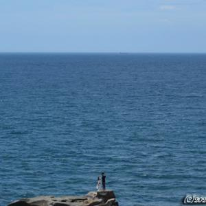 【HUSTLER de Drive】南紀白浜の名勝  三段壁と千畳敷そして円月島