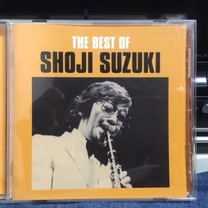 『THE BEST OF SHOJI SUZUKI』