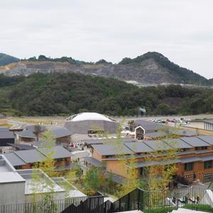 伊勢志摩2021「VISONのダイニングホール」