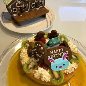 8歳のお誕生日