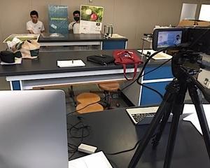 オンラインカメラ実験2