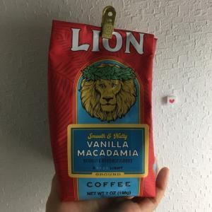 ライオンコーヒー☆