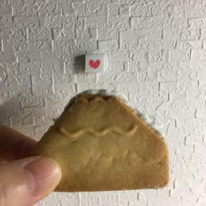 富士山クッキー☆