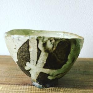 昔の陶芸作品☆お茶碗