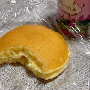 初食!コストコのパンケーキが美味しかった!!