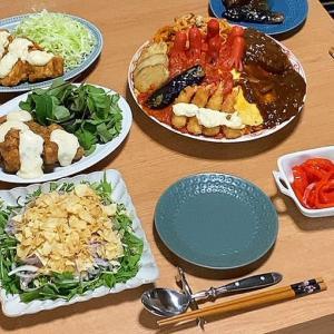 6/10 おうちデート〜デカ過ぎたデカ盛りプレート