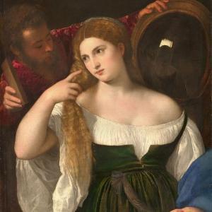 ノーベル受賞の化学者を魅了したヴェネツィア金髪
