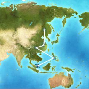 「戦御村正DX」序盤~マレー沖イベントマップ攻略