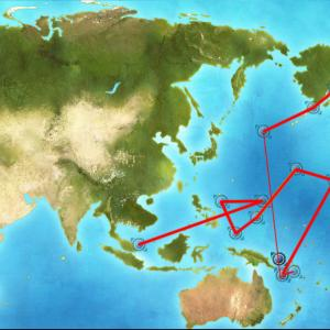 「戦御村正DX」太平洋方面攻略