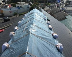 千葉県台風被害