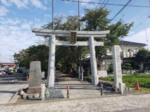 ちょっと遠出のパトロールジョギング 前鳥神社~平塚四之宮霊園~イシックス馬入のお花畑