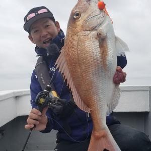 九州タイラバday3