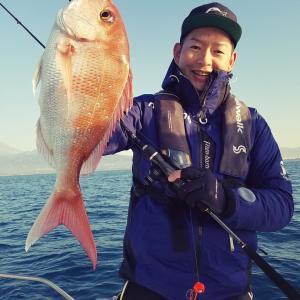 地元の海でdoor to fishing。