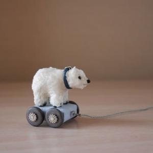 Buppo Bearさんの作品展へ☆