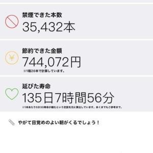 禁煙ライダー1771日目