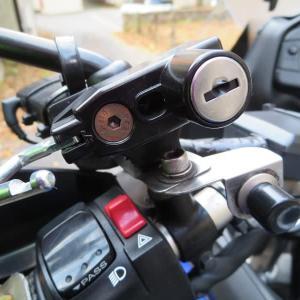 DAYTONAヘルメットホルダー ミラークランプ(お薦め)