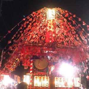 お祭りに行ってきました。