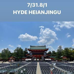 平安神宮LIVEです!