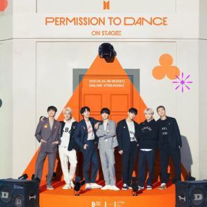 Permission to Dance オンステージ