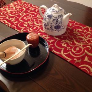 【テーブルで楽しむ茶道】3/11(水・午後)1dayレッスン 茶道に出会うTea time