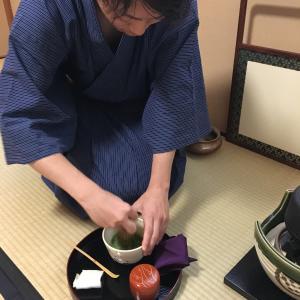 再掲【男性クラス】11/24(日)茶道体験 1dayレッスン 茶道に出会うTea time