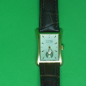 CYMAとORIENTSTARの時計