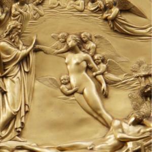 イタリア彫刻家11:ロレンツォ・ギベルティ1