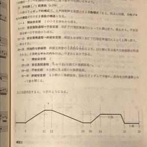 数値音楽(048)バッハ平均律解析(2)