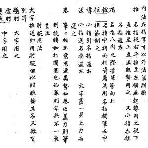 書法纂論4