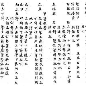 書法纂論5