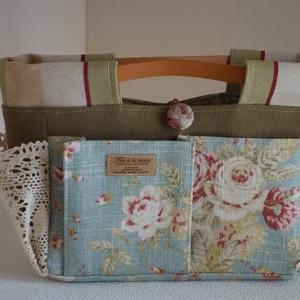 緑の季節のバッグインバッグ