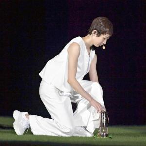 池江選手を悲劇のヒロインとして利用する安倍政権、東京五輪の象徴として記念イベントに