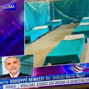 北イタリアのコロナウィルス状況・文化とも戦う4。たちの悪い風邪と言わないでーイタリアの病院から