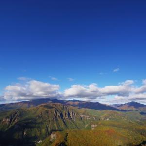 層雲峡は紅葉シーズンです 2021.9.25 PENTAX K70