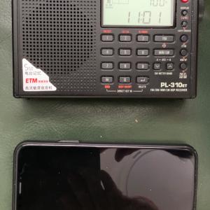BCLにオススメしたラジオの写真など