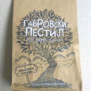 Габровски пестил: ペスティルはガブロヴォ流チョコレート風食品だった?