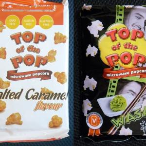 TOP of the POP トップオブザポップ ポップコーン(塩/バター/チーズ/ホットペッパー/わさび/キャラメル)