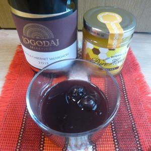 ローソンのブルガリアワイン「ロゴダジ」でワインゼリーを作ってみた
